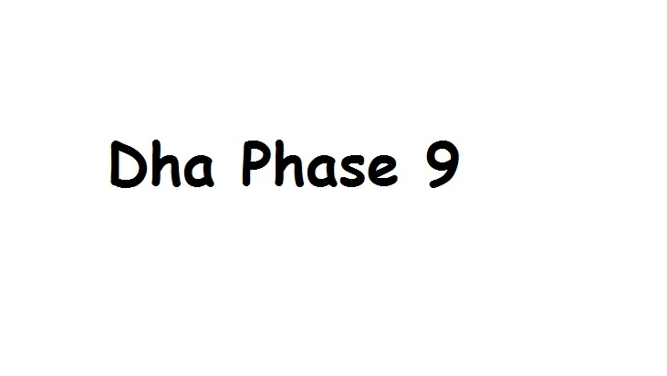 DHA phase 9town 5mrla plot D block