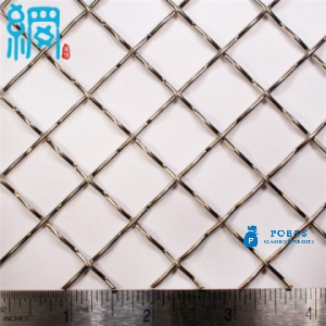 STAINLESS STEEL CRIMPED WIRE MESH (SS 304,SS 304L,SS 316,SS 316L)