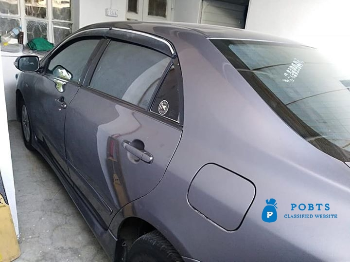 Toyota corolla gli 2012 is up for sale
