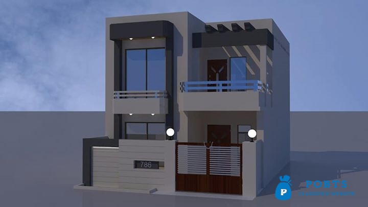First time in taxila city houses on installments