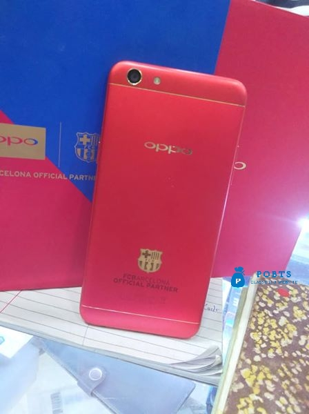 OPPO F3 FC Barcelona Edition - Post Free ad POBTS™Classified