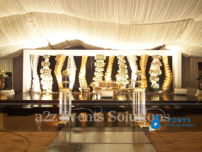 Hire the famous event planner and get economical wedding packages