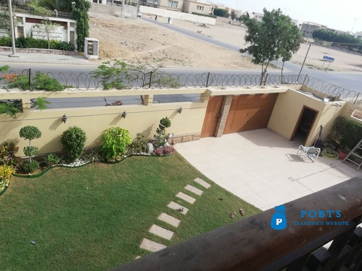 Banglow Rented fully furnished