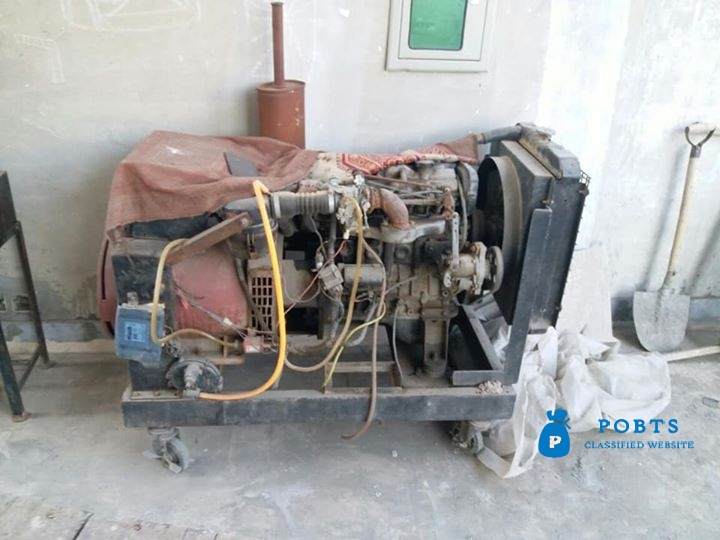Generator Petrol & GAS 20 kva plus Toyota Engine in perfect trouble free running condition