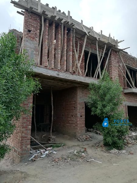 3 or 5 mrla brand new house just in 6 lakh on 5 year installments