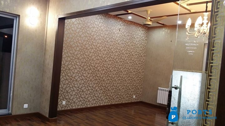 1 Kanal Spanish Beautiful House For Sale In Overseas A Block Bahria Town - Overseas A, Bahria Town