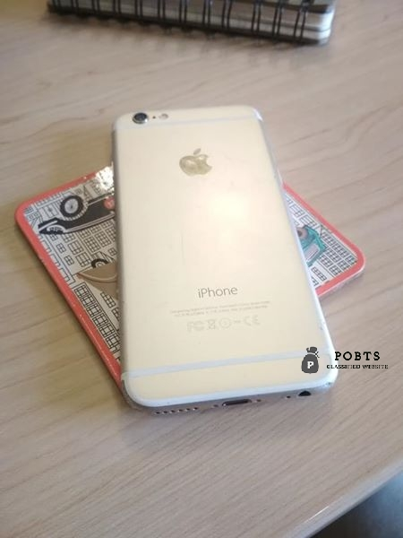 Iphone 6 16gb factory unlock with face