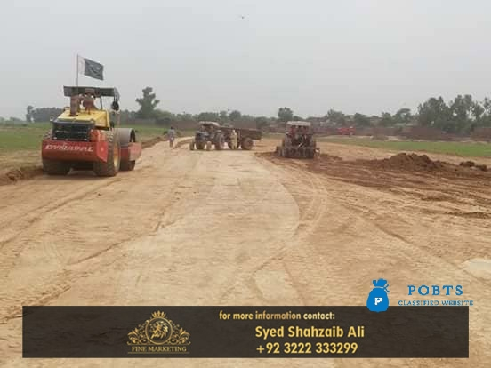 Plots in Lahore on Lowest and easiest Installment