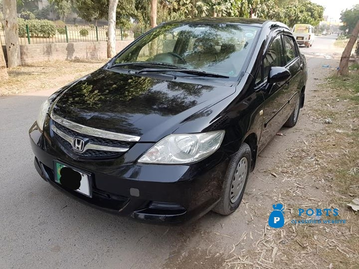 Honda City 2006 Vario Fully Automatic in almost genuine condition