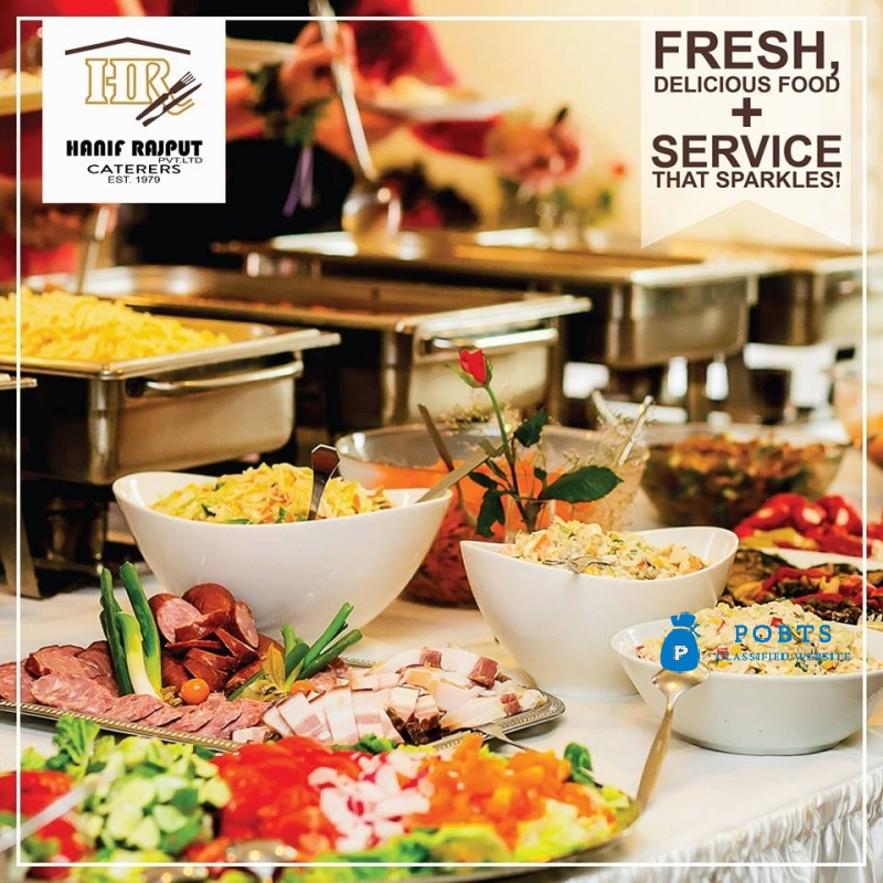 Fresh, delicious food + Service that sparkles