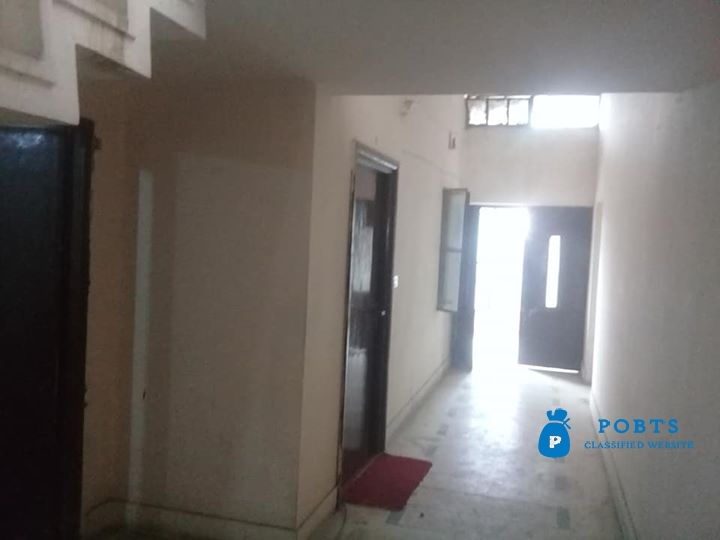 4 kanal Location building with big rooms for rent main harbanspura road