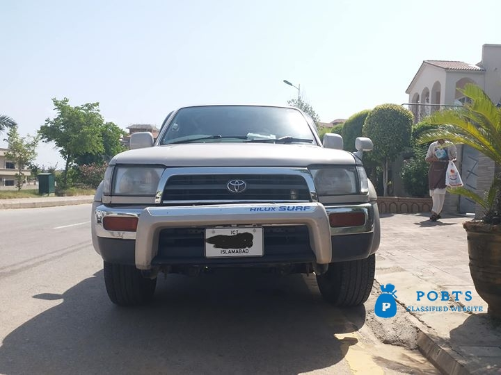 toyota Surf Excellent Condition