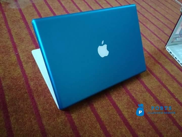 Apple laptops in lush condition