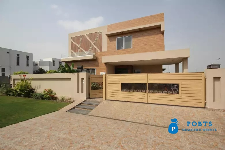 ONE KANAL BRAND NEW OWNER BUILD MODERN BUNGALOW FOR SALE IN DHA PHASE