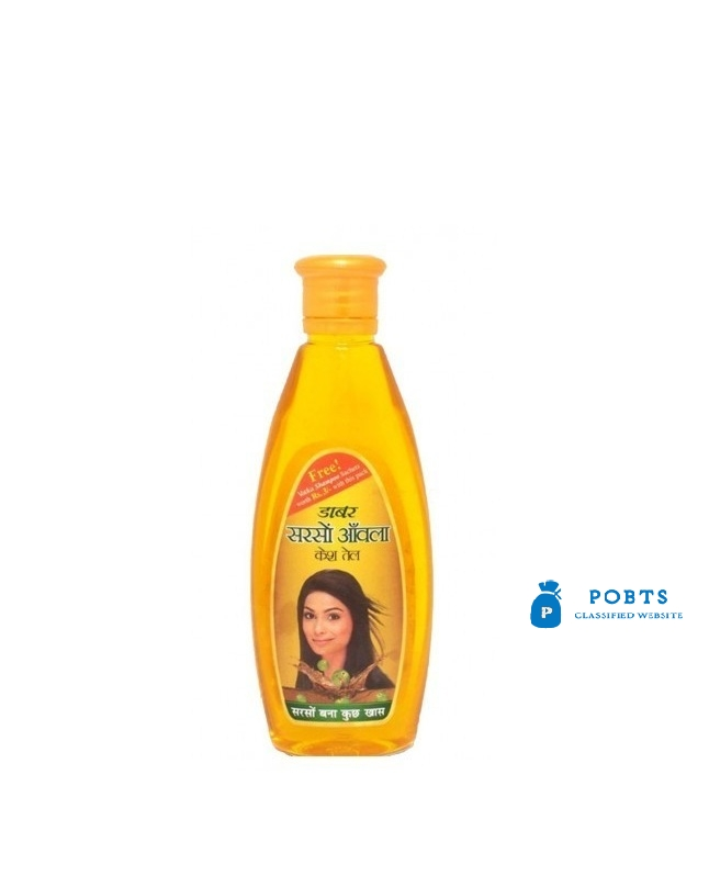 Imported Indian Sarso Hair Oil - 175 ML
