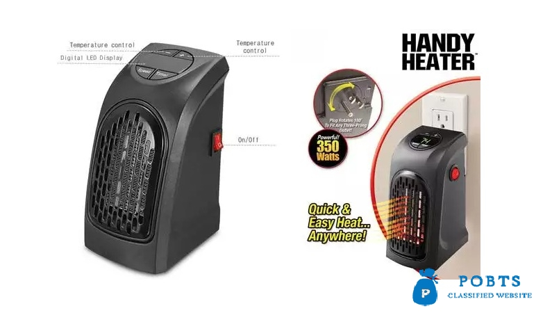 Portable Heater height increasing exercise routine and while you're