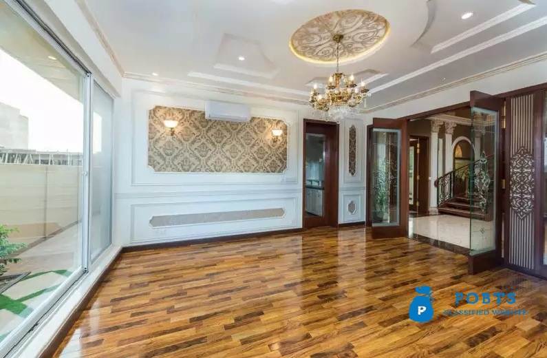 DHA KANAL BRAND NEW FULL SPANISH BUNGALOW FOR SALE IN THE HEART PHASE5