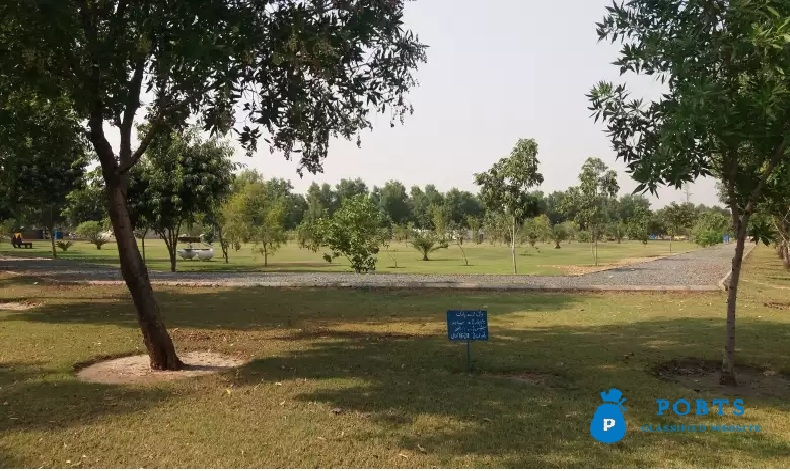 5 Marla On Ground Plot For Sale In olc A Block Bahria Orchard