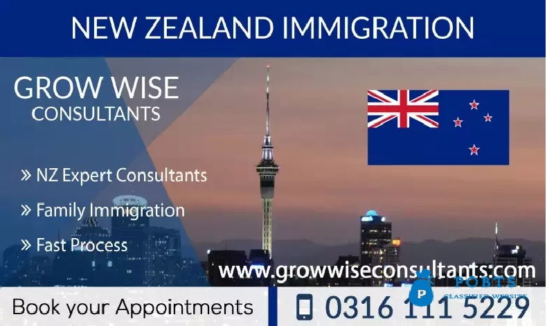LIVE PERMANENTLY IN NEW ZEALAND // Apply 4 Immigration // Grow Wise