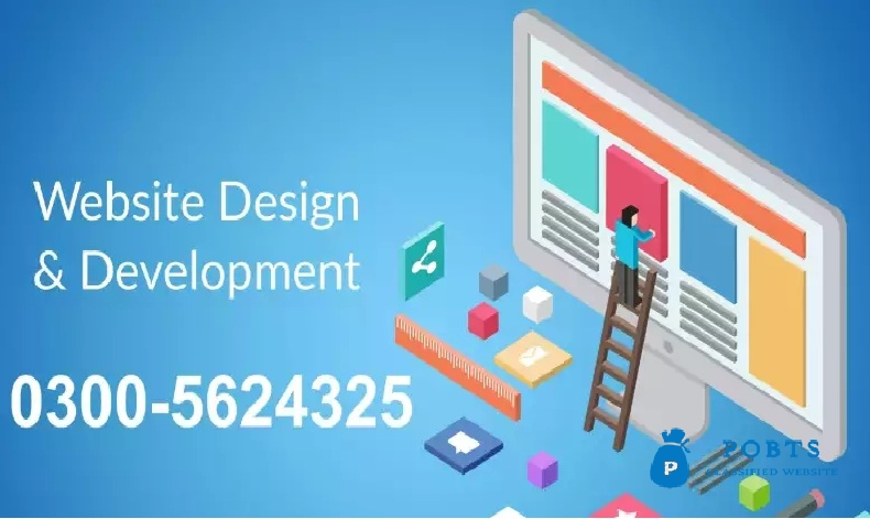Professional website designing for your business!!!