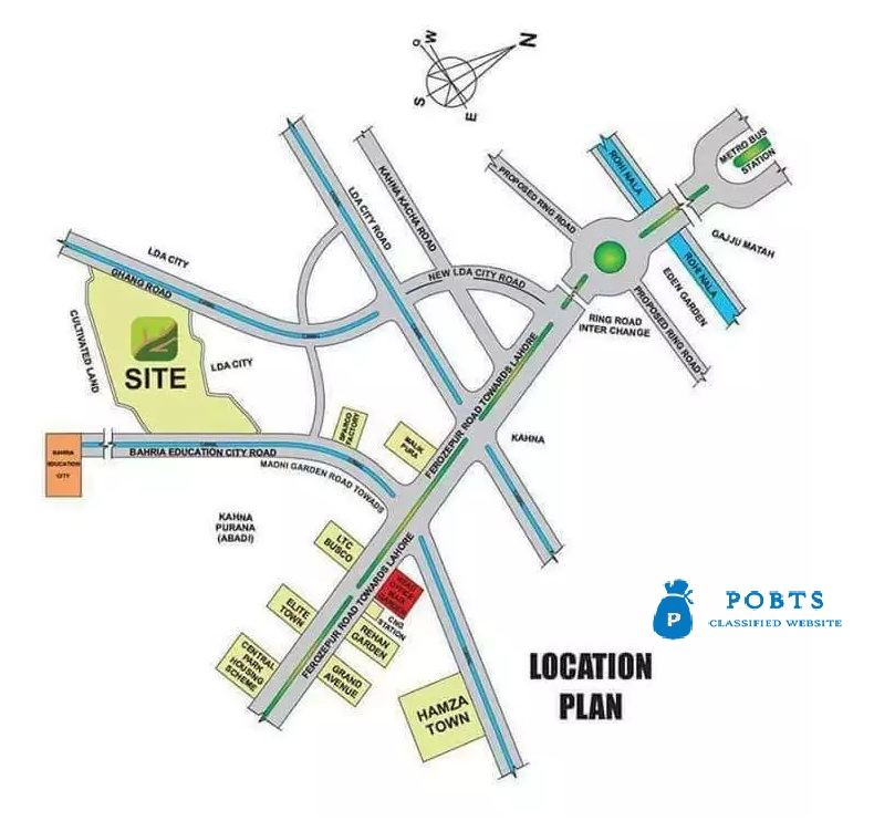 3 Marla plots for sale in Model City , Lahore