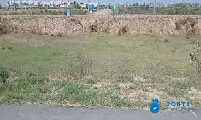 B-895 Possession 5 marla Residential Plot in Dha 9 town