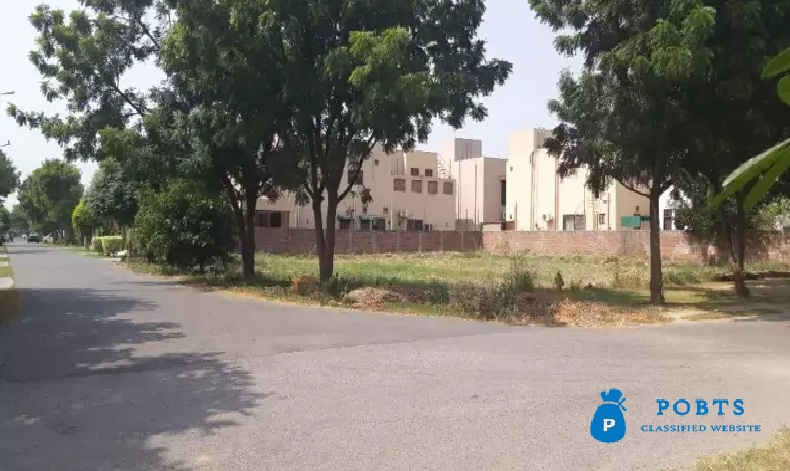 1 kanal beautiful plot available for sale Dha pahse 5