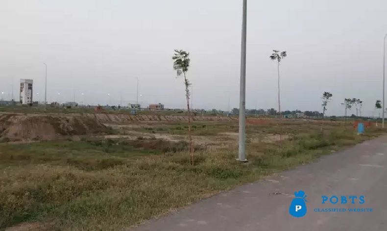LOWEST PRICE 10 MARLA PLOT 1780-T-PHASE 7-DHA-75 LAC PRICE