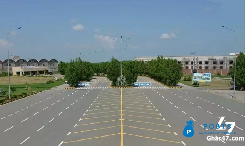 5 Marla Plots are available in Grand avenues, Lahore
