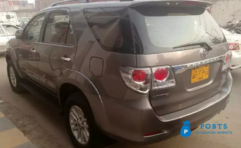Toyota Fortuner 2014 - Post Free ad POBTS™Classified Buy