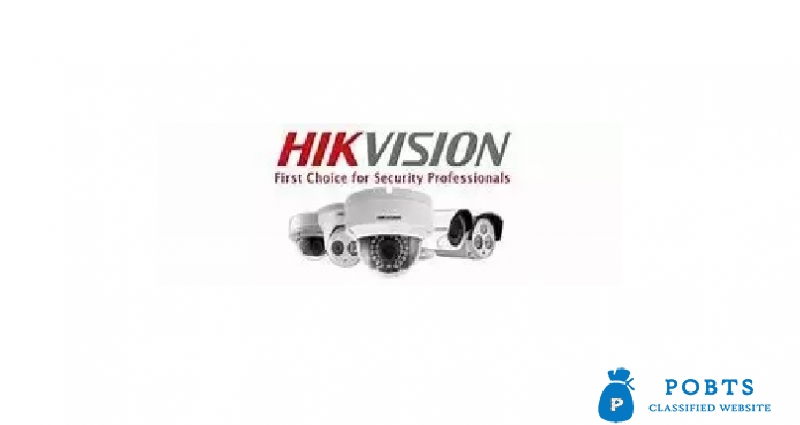 1080p hikvision 8 cctv security cameras turbo HD with 1 year warranty