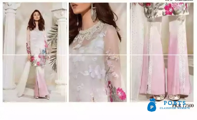 REPUBLIC LUXURY CHIFFON COLLECTION 2K18 MASTER REPLICA