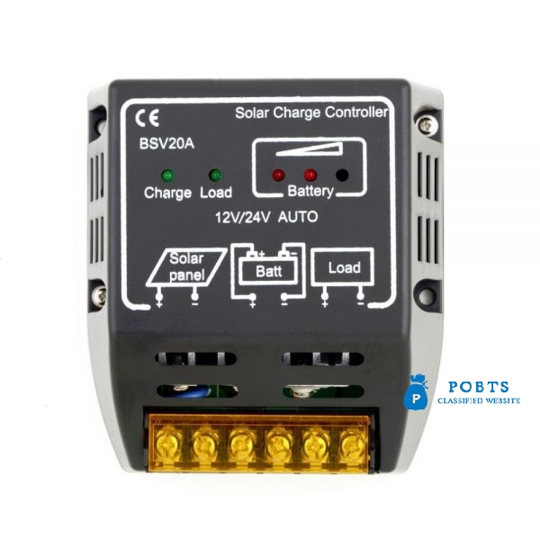 Solar Charge Controller SCC-20a