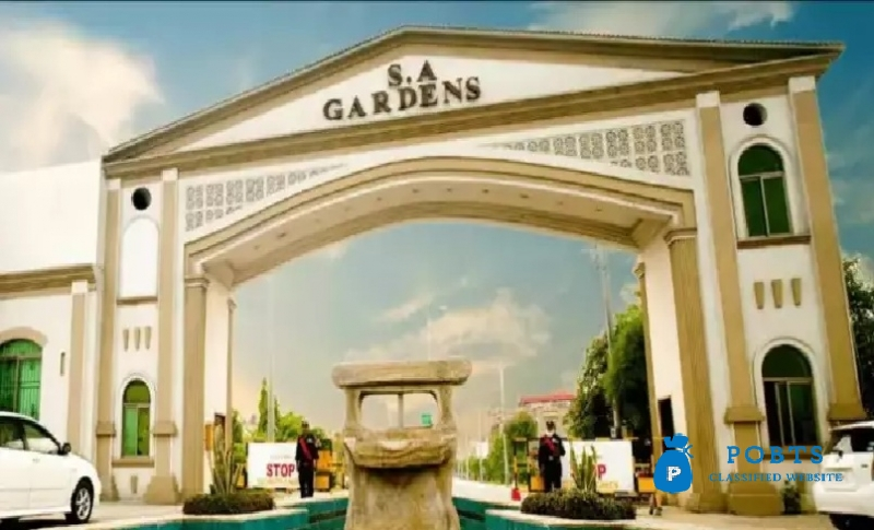SA Garden open & transfer files available included development charge