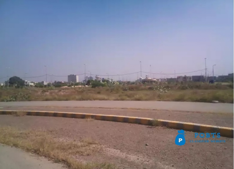 DHA LAHORE 5 MARLA RESIDENTIAL PLOT FOR SALE IN PHASE 9 PRISM J BLOCK