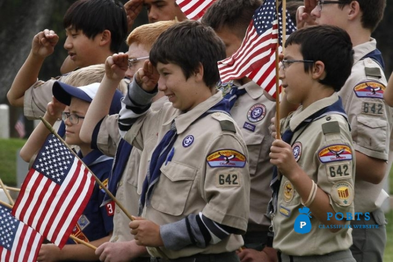 Boy Scout Patches all Over World Services Embroidery stitches logo design makers All Work