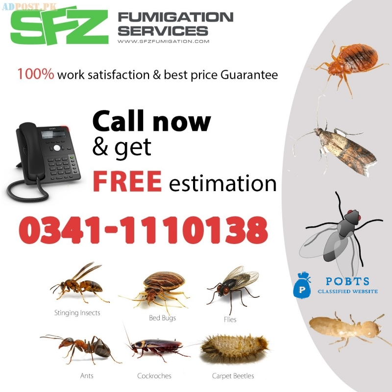 Pest Control And Fumigation Service