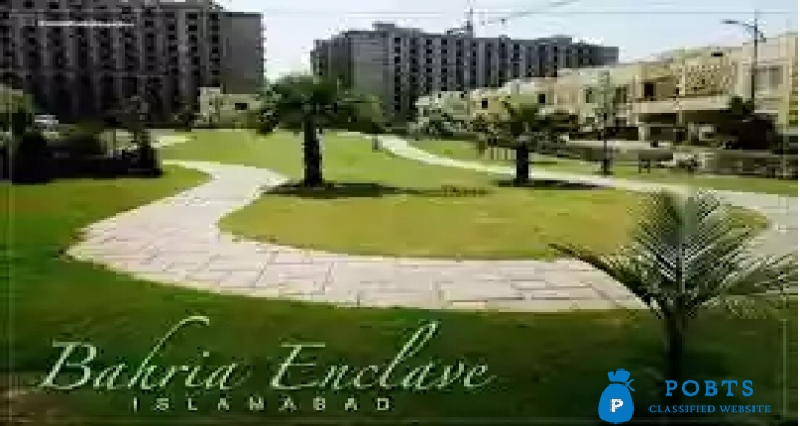 Bahria Enclave Sector O 5 marla Plot Available On Reasonable Price