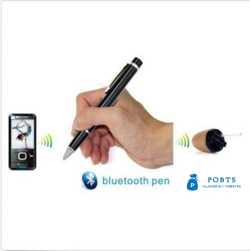 Bluetooth Pen Earpiece in Lahore call 03224601855/ISB