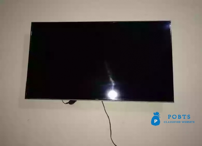 Haier Led tv new condition