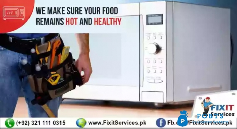 Microwave oven reapiring all over in Lahore