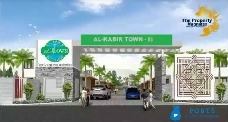 3 Marla Highly Affordable Plot FileS In Al Kabir Town Phase 2
