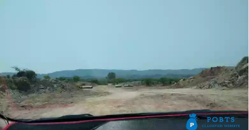 Plot for sale in bahria town phase 8 block H
