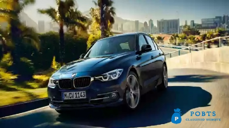 BMW 3 series on easy monthly installments
