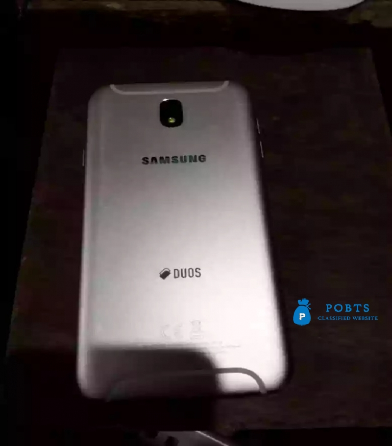 Samsung j7 pro with all accessories
