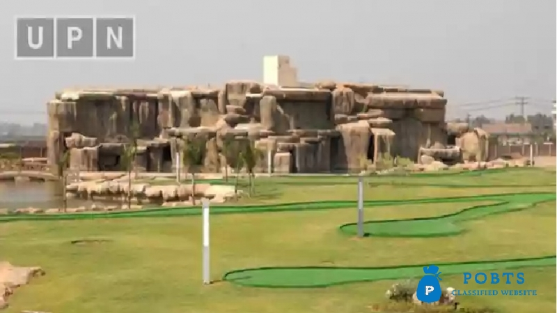 8 Marla Plot For Sale In Block J Bahria Orchard Lahore
