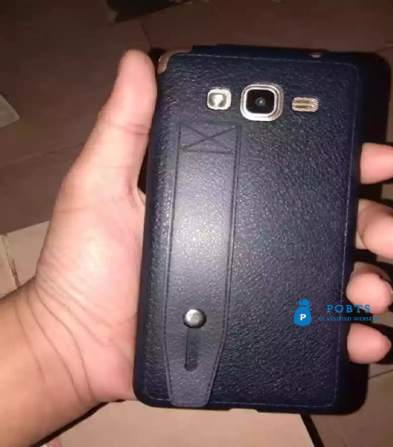 Samsung grand prime plus only set with back cover