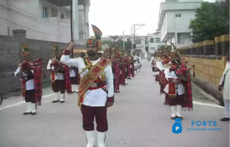 ideal (pvt)pipe band