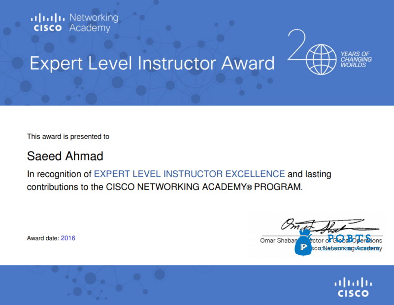 CCNA Cyber Ops Online Training