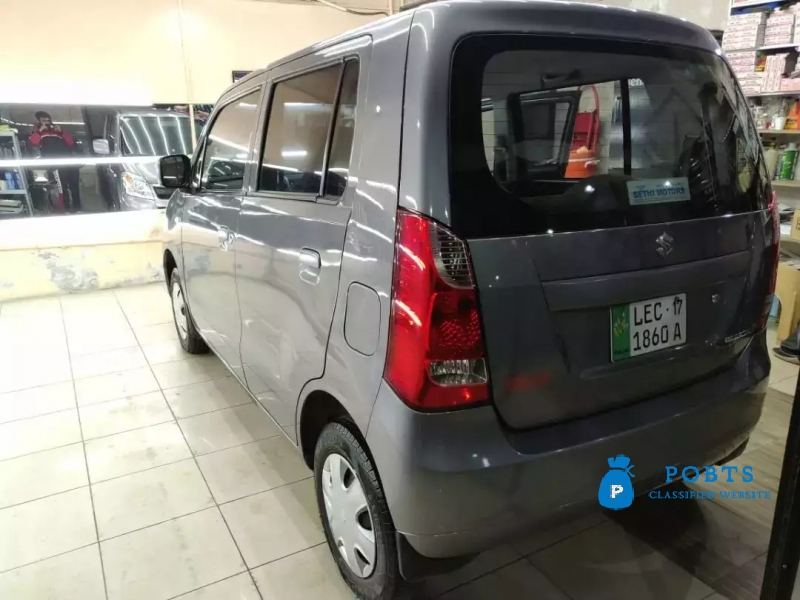 Wagon r vxl total genuine 2017 model first owner low mileage